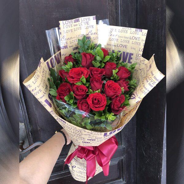 Những mẫu hoa sinh nhật độc đáo tặng bạn gái ấn tượng