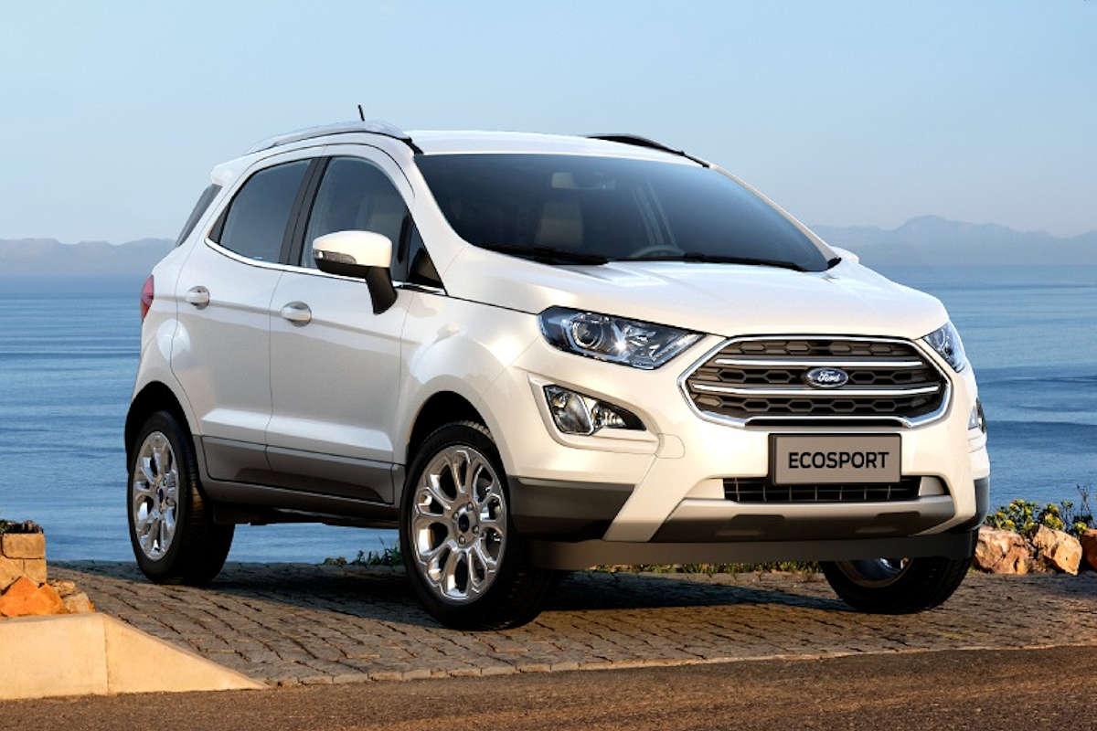 Đánh giá Ford Ecosport 2019 đối thủ xứng tầm đẳng cấp