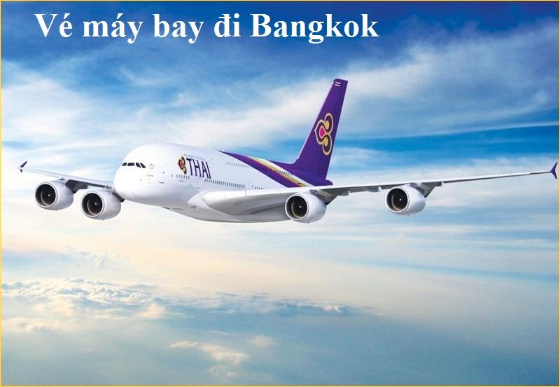 Chia sẻ kinh nghiệm đặt vé máy bay đi Bangkok hiệu quả