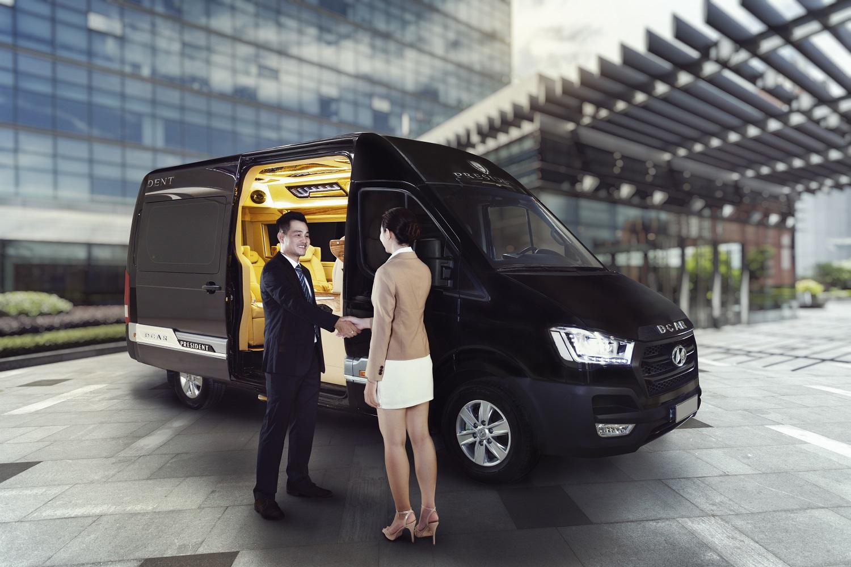 Độ xe Hyundai Solati uy tín – giá ưu đãi